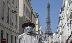 """وفيات فرنسا اليومية بـ""""كورونا"""" تتخطى حاجز المئة مجددًا"""