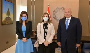 مخزومي: من شأن القضاء تعزيز ثقة اللبنانيين بدولتهم