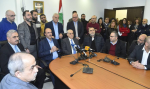 """حمد يُرقّع إخفاقات جبق… وزراء """"البروباغندا"""" هم الغالبون"""