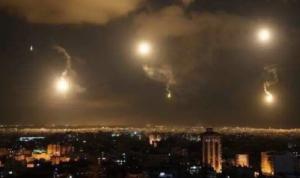 صواريخ إسرائيلية استهدفت ريفي درعا والقنيطرة