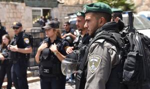 إصابة فلسطيني برصاص الشرطة الإسرائيلية في القدس