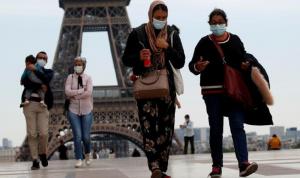 الصحة الفرنسية: تراجع حالات كورونا في المستشفيات