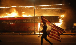 أميركا.. إصابة 7 أشخاص بالرصاص أثناء احتجاجات على مقتل امرأة سوداء