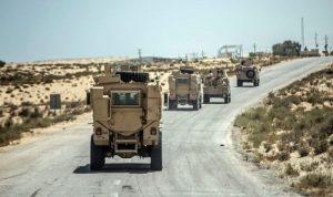 داعش يعلن مسؤوليته عن هجوم سيناء