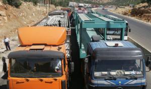 إحباط عملية تهريب 4300 ليتر من المازوت إلى سوريا