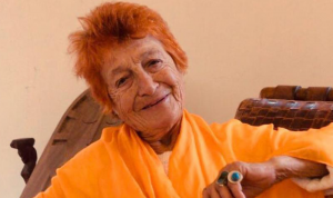 وفاة الكاتبة والشاعرة تيريز عواد بصبوص