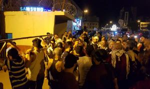 اعتصام لأهالي الموقوفين الإسلاميين في طرابلس