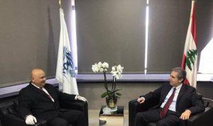 أزمة السيولة بين وزني والمدير الإقليمي لدائرة المشرق بالبنك الدولي