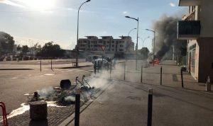 الشرطة الفرنسية تنفذ عملية أمنية في ديجون بعد أعمال شغب