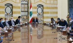 عون دعا المجلس الأعلى للدفاع إلى اجتماع طارئ