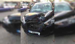 وفاة شاب بحادث صدم على طريق عام القصيبة عدشيت