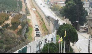 قوة اسرائيلية اجتازت السياج التقني عند مدخل عديسة