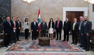 عون: أمور إيجابية شهدها لبنان منذ 3 سنواتتمّ التعتيم عليها!