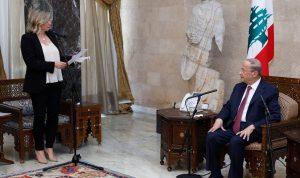 عون للهيئة الوطنية لشؤون المرأة: علينا توحيد القوانين لكي يتحد لبنان