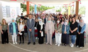 بهية الحريري: نحن أمام تحديَين على صعيد التعليم