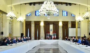 """دياب استقبل وفد """"اللبنانية"""": إشادة بتميّز الجامعة"""