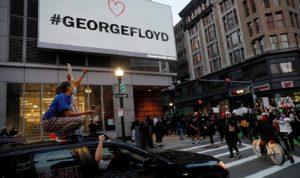 شركات الموسيقى تعلق أنشطتها بعد اندلاع الاحتجاجات في الولايات المتحدة
