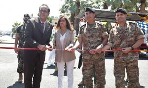 هبة فرنسية إلى الجيش اللبناني