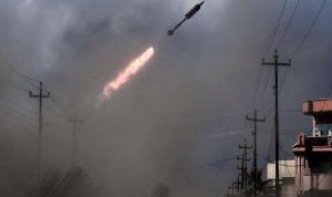 سقوط صاروخ داخل المنطقة الخضراء في بغداد