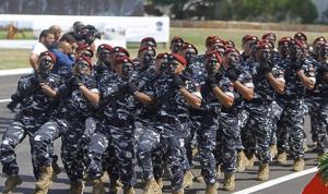 عملية وادي خالد مستمرة.. وقوى الأمن: مقتل جميع الإرهابيين