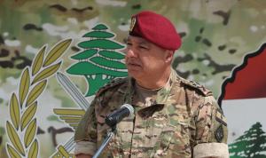 قائد الجيش تفقد مستشفى ميدانيا بتصرف الطبابة العسكرية