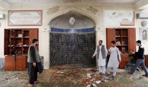 قتلى وجرحى جراء انفجار في مسجد في كابول