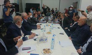 الحاج حسن باجتماع أمني في بعلبك: الأمن والأمان مفقودتان.. ولن نستسلم