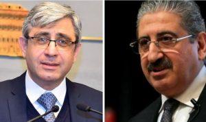 """أيوب يتلقى اهانات من المجذوب.. و""""اللبنانية"""" مهددة بالشلل!"""
