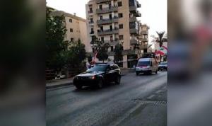 بالفيديو: موكب سيارات للدعوة إلى تظاهرة السبت