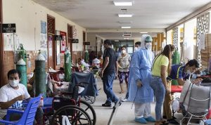 وفيّات كورونا في البيرو تتجاوز عتبة الخمسة آلاف