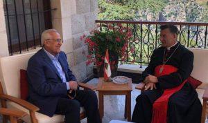 """الراعي وسليمان و""""جبهة"""" حياد لبنان"""