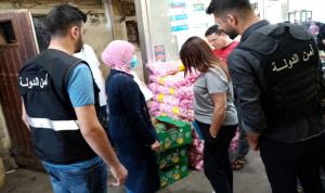 الهرمل.. حملة تفتيش على المحال وضبط مواد منتهية الصلاحية