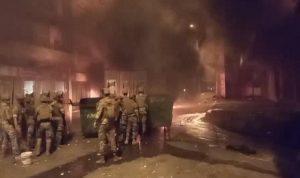 هدوء في طرابلس بعد المواجهات العنيفة ليل السبت