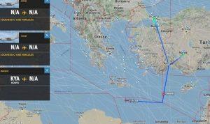 رصد شحنات سلاح من تركيا إلى غرب ليبيا