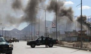 ضربتان أميركيتان تستهدفان طالبان في أفغانستان