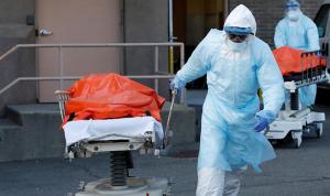 إصابات كورونا تتجاوز الـ2.3 مليون في الولايات المتحدة