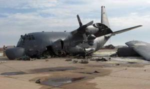 تحطم مقاتلة تابعة لسلاح الجو التركي وسط البلاد