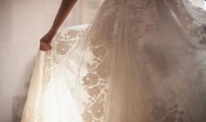 """فستان زفاف بـ""""الهيرويين""""!"""