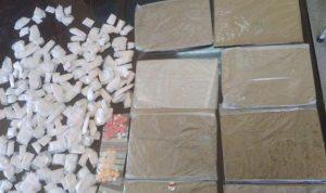 احباط تهريب كمية من المخدرات الى داخل سجن زحلة (صورة)