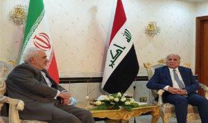 ظريف: علاقات ايران مع العراق لن تتزعزع!
