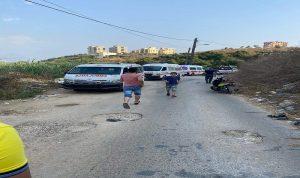 سقوط 5 أشخاص في بئر في محلة الشلفة بطرابلس (صور)
