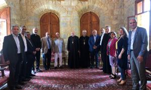 اللجنة الاسقفية لوسائل الاعلام: نداء الراعي يحمي الكيان اللبناني