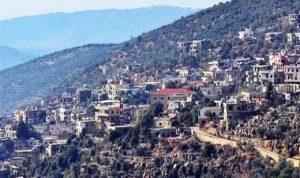 عزل بلدة عين جرفا في قضاء حاصبيا