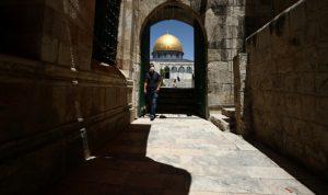 موسكو: قلقون من خطورة الإشتباكات في القدس