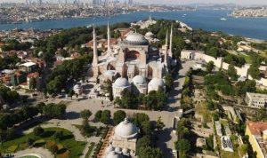 المدعي العام التركي يوصي برفض تحويل آيا صوفيا إلى مسجد