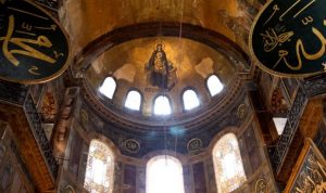 """تركيا تكشف مصير الرسومات في """"آيا صوفيا"""""""