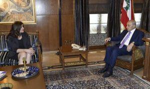 بري يحذر من ادخال لبنان في فتنة طائفية