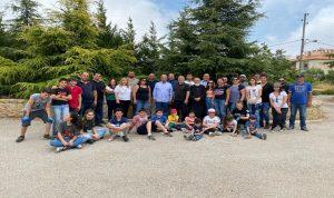 نهار بيئي لمجموعة شبابية من مكتب طالوزيان
