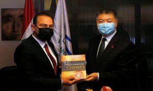"""""""فورين بوليسي"""": هذا ما تريده الصين من لبنان"""