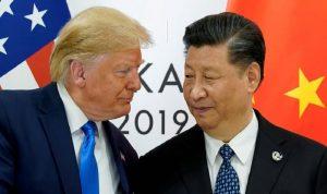 الصين تغازل الولايات المتحدة